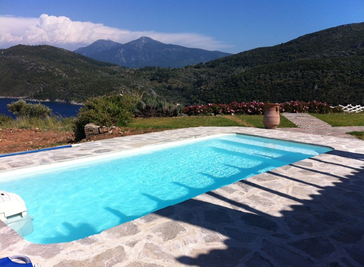 Villa Helios with private pool
